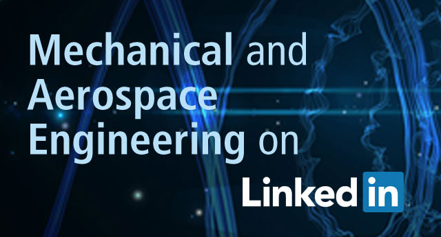 Mechanical and Aerospace Engineering on LinkedIn