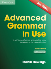 Advanced grammar in use pdf скачать