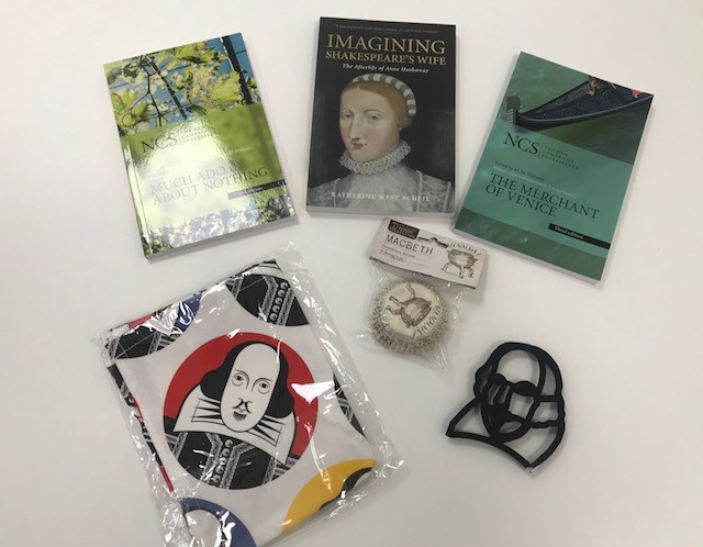 shakespeare prizes for the great british shake off