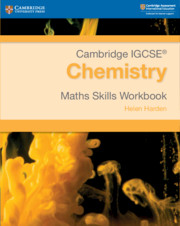 Chemistry Math Skills Workbook
