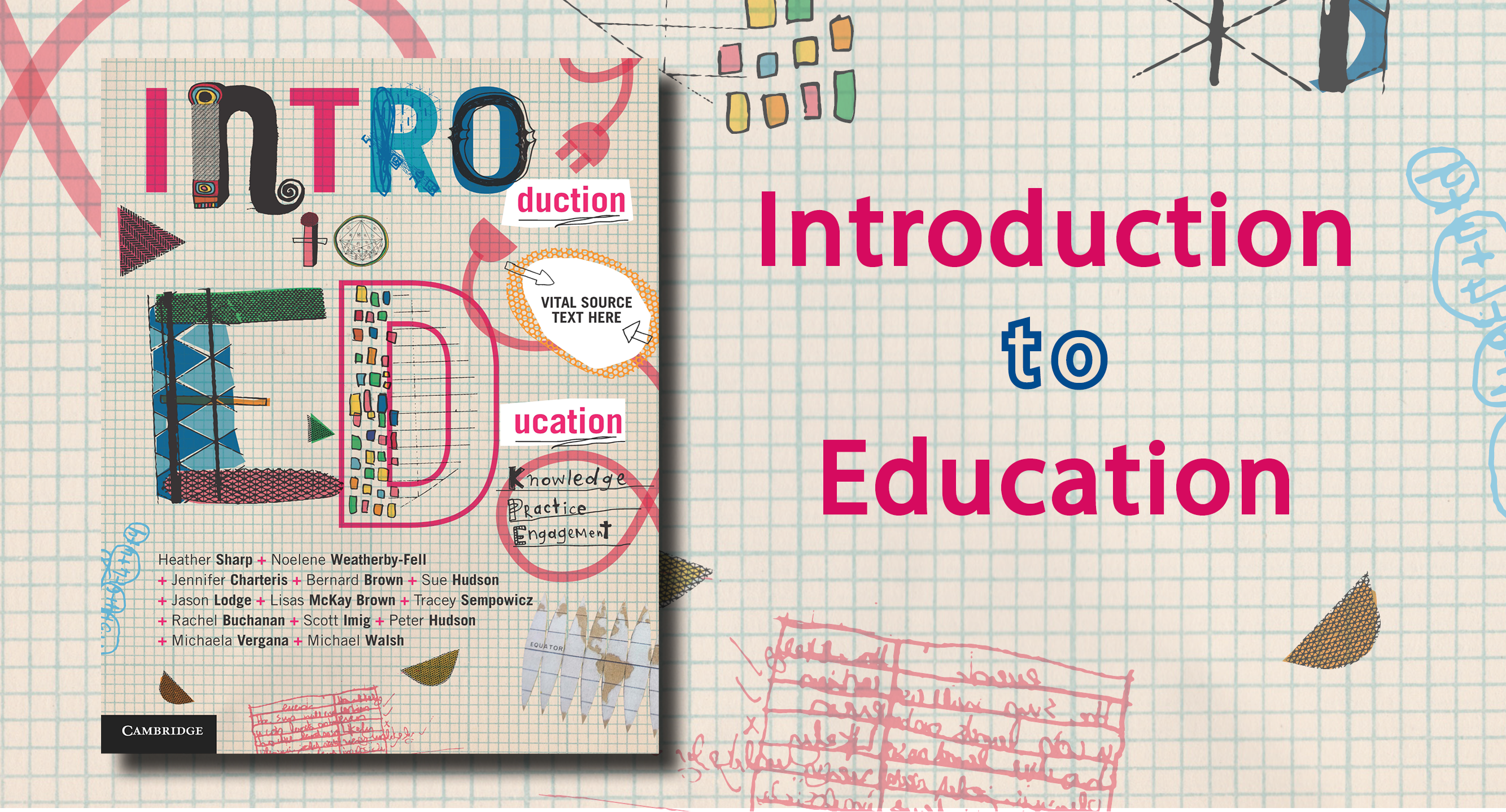 Intro to Education Banner