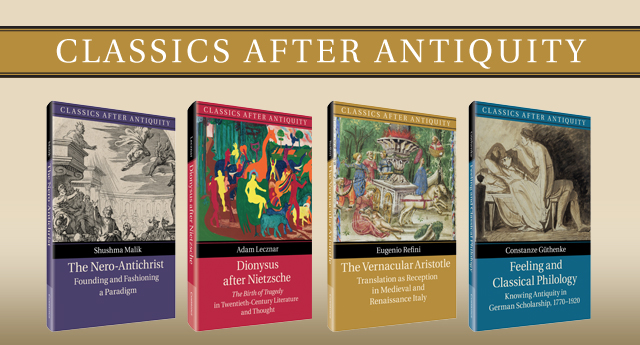 Classics After Antiquity