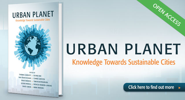 website banner for Urban Planet
