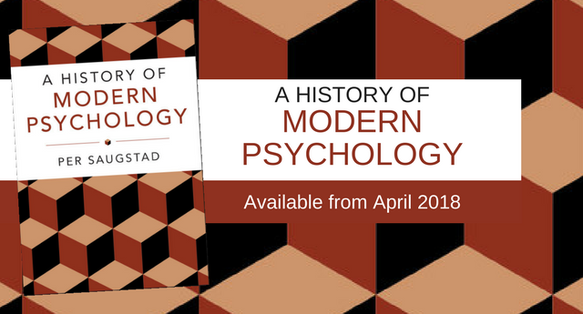 A Modern History of Psychology