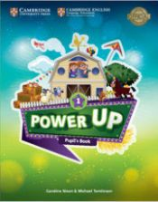 Power Up by Caroline Nixon, Michael Tomlinson with Colin Sage