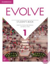 Evolve by Lindsay Clandfield, Ben Goldstein, Leslie Anne Hendra, Mark Ibbotson, Ceri Jones, Philip Kerr, Kathryn O'Dell