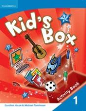 Kid's Box by Caroline Nixon and Michael Tomlinson