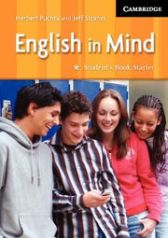 English in Mind by Herbert Puchta, Jeff Stranks and Peter Lewis-Jones, with Richard Carter