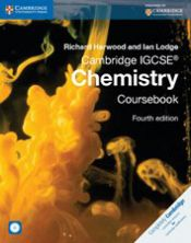 Cambridge IGCSE Chemistry (fourth edition)