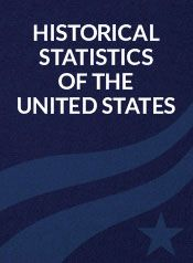 Historical Statistics of the United States