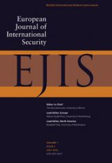 The European Journal of International Security