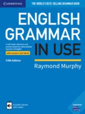 English Grammar in Use by Raymond Murphy, Louise Hashemi