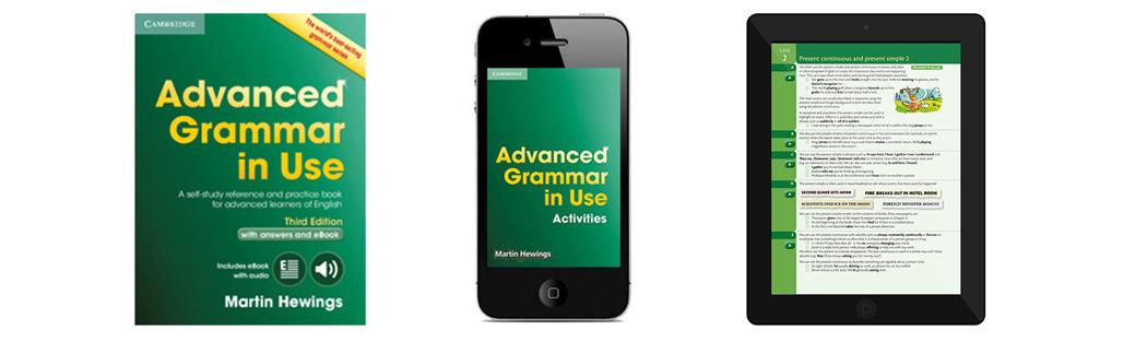 Advanced Grammar In Use Third Edition Grammar Vocabulary And