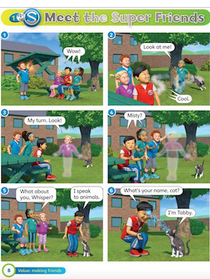 Super Minds | Young Learners | Cambridge University Press