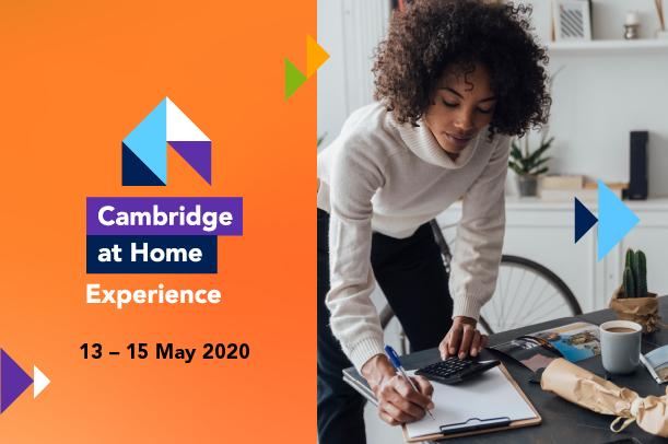 Cambridge At Home Experience Cambridge University Press