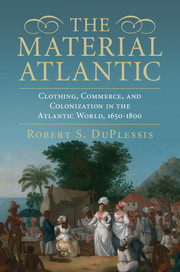 The Material Atlantic