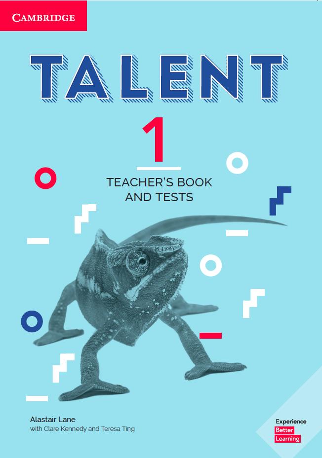 Talent Secondary Cambridge University Press