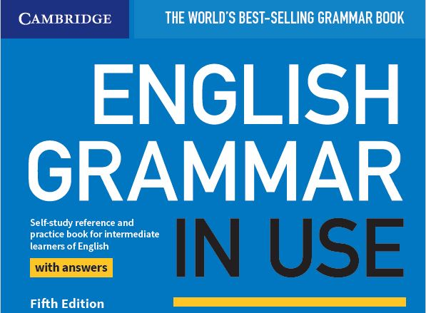 English Grammar Book Cambridge
