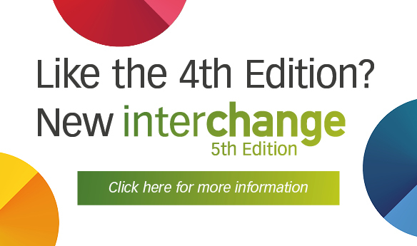 Interchange 5th Edition