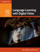 'cover of Language Learning with Digital video'