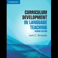 Curriculum Development in Language Teaching   Curriculum