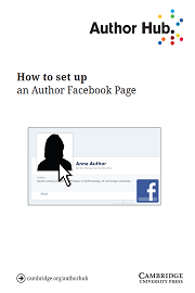 How to set up an Author Facebook page