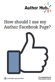 How to use Author Facebook Page