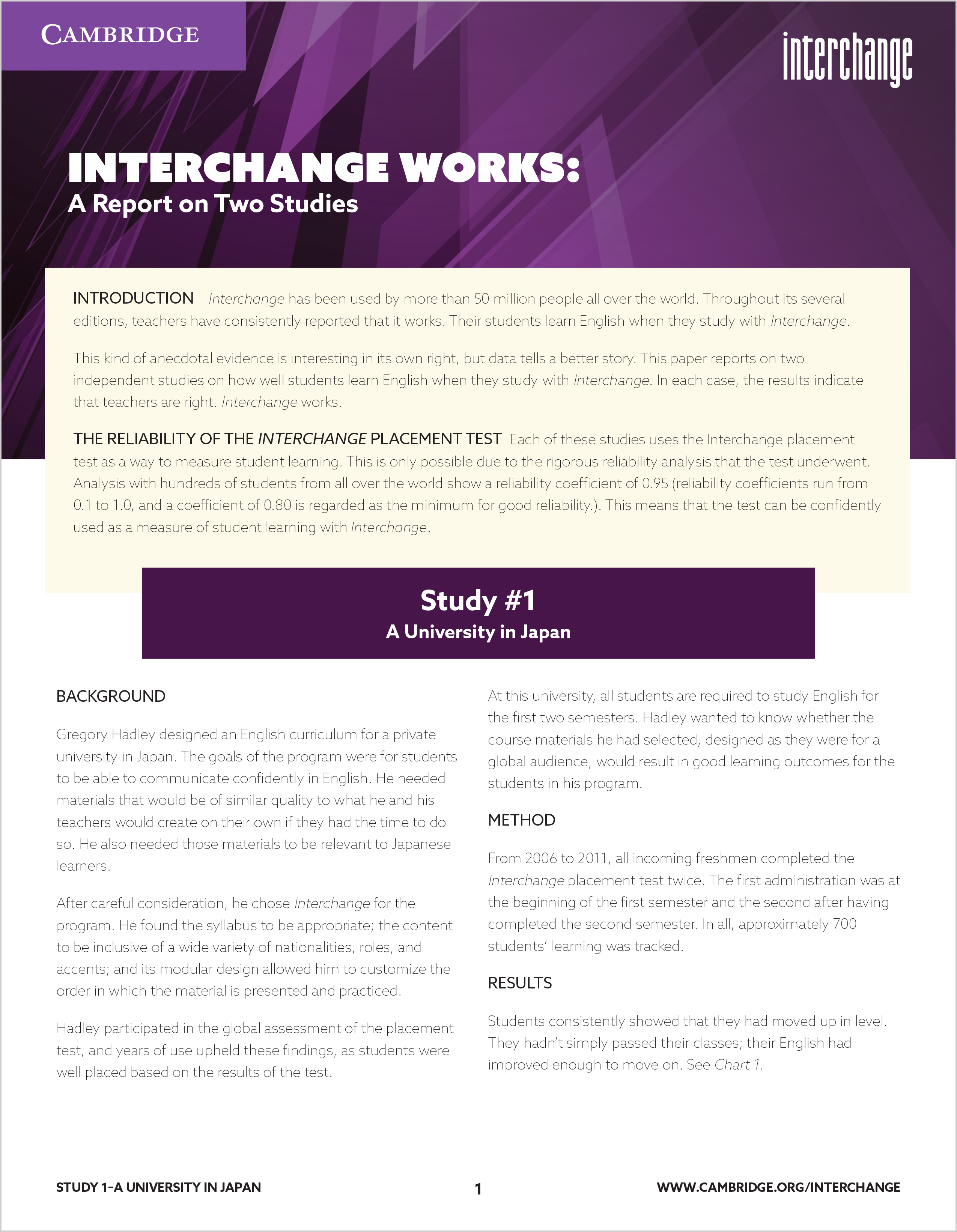 Interchange Fifth Edition | Adult & Young Adult | Cambridge