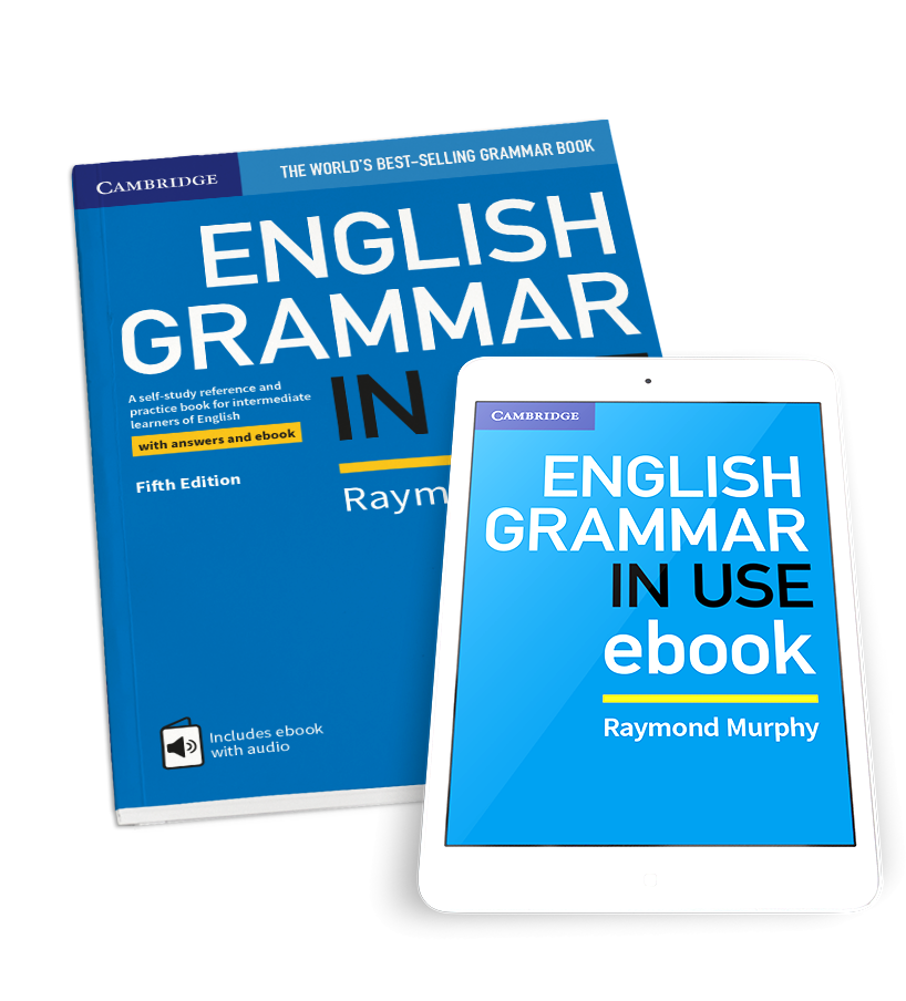 English Grammar in Use Fifth Edition | Grammar, Vocabulary