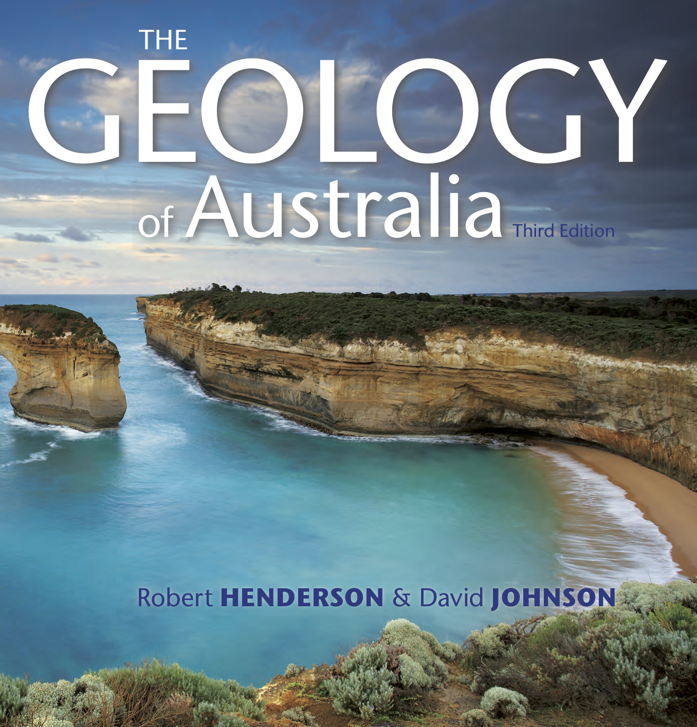 cover of Geology of Australia 3ed