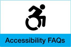 Accessibility FAQs