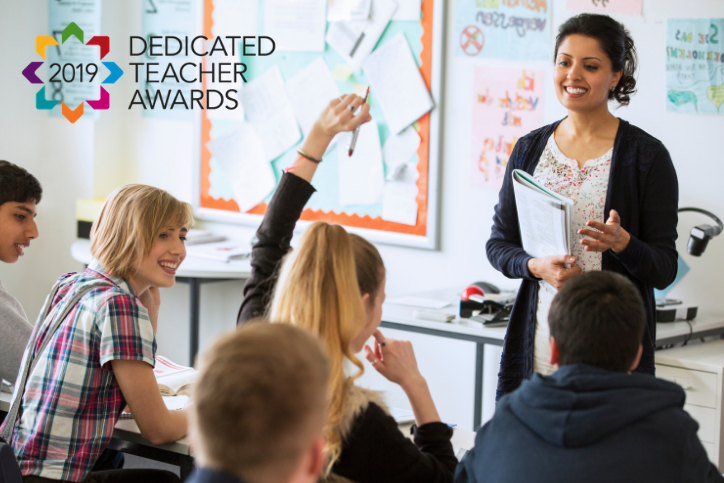 Dedicated Teacher Awards 2019