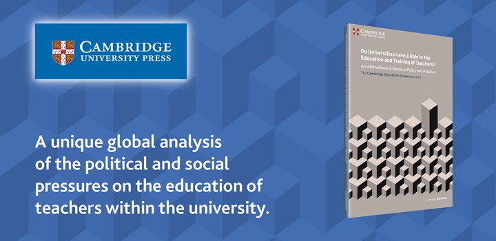 Book Launch: Do Universities Have a Role in the Education of Teachers?