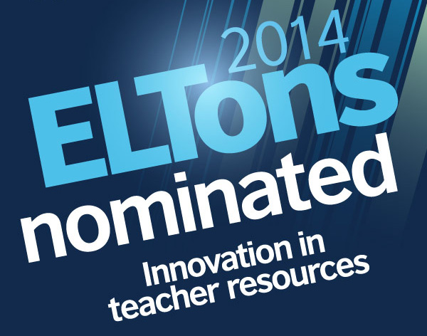 Language Learning with Technology recognised in ELTons Awards