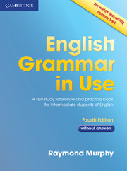 English Grammar in Use sample without answers