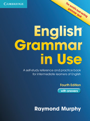 English Grammar in Use sample with Answers and E-Book