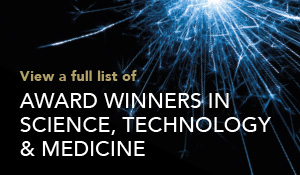 Awards in Science, Technology and Medicine