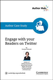 Author Case Study on Twitter