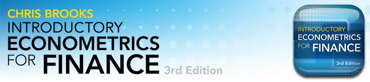 Pdf econometrics edition introduction brief to
