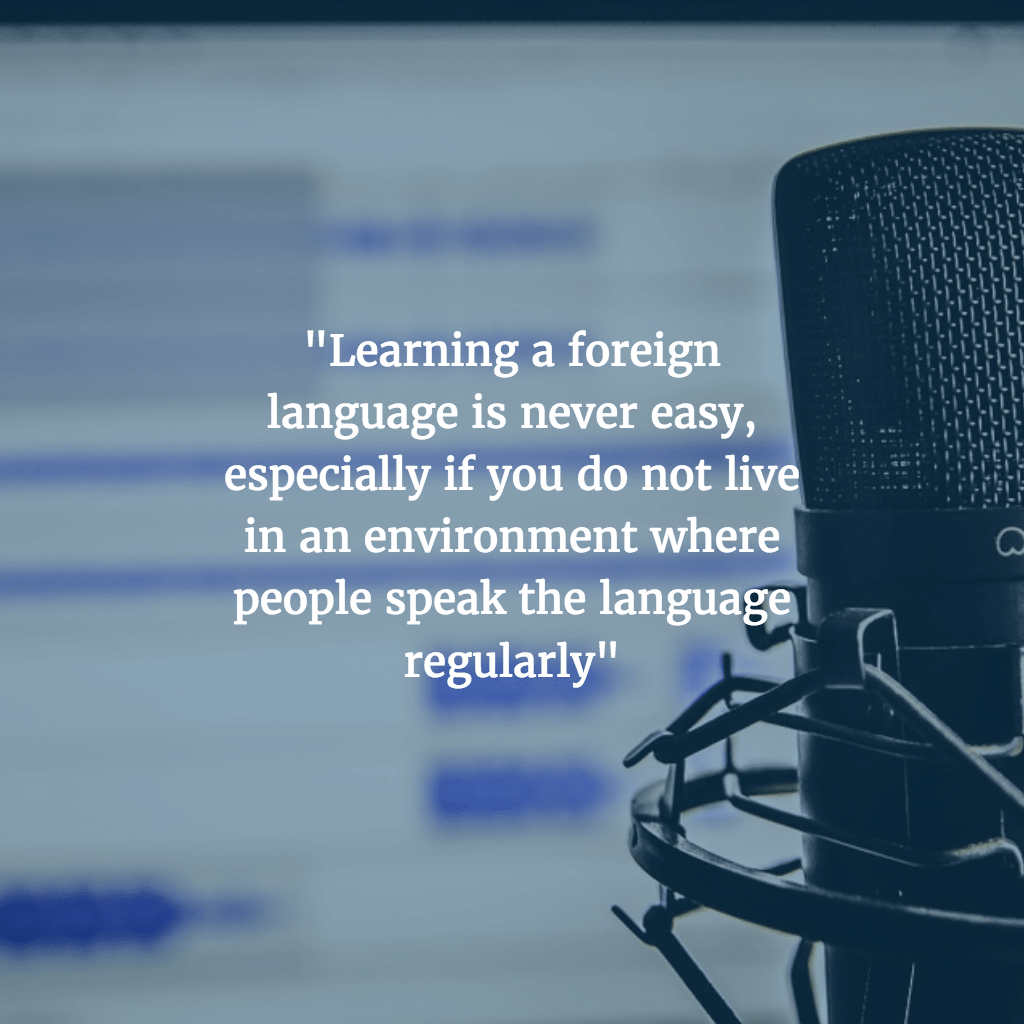 Interesting ways of learning a language
