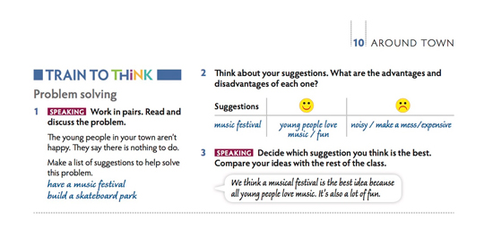 Think | Secondary | Cambridge University Press