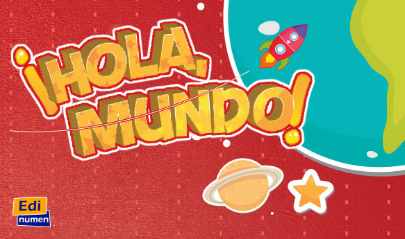 Explore the world of ¡Hola, Mundo!, ¡Hola, Amigos!