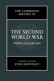 The Cambridge History of the Second World War