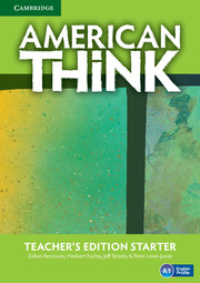 Teacher's Book | Content | American Think | Secondary