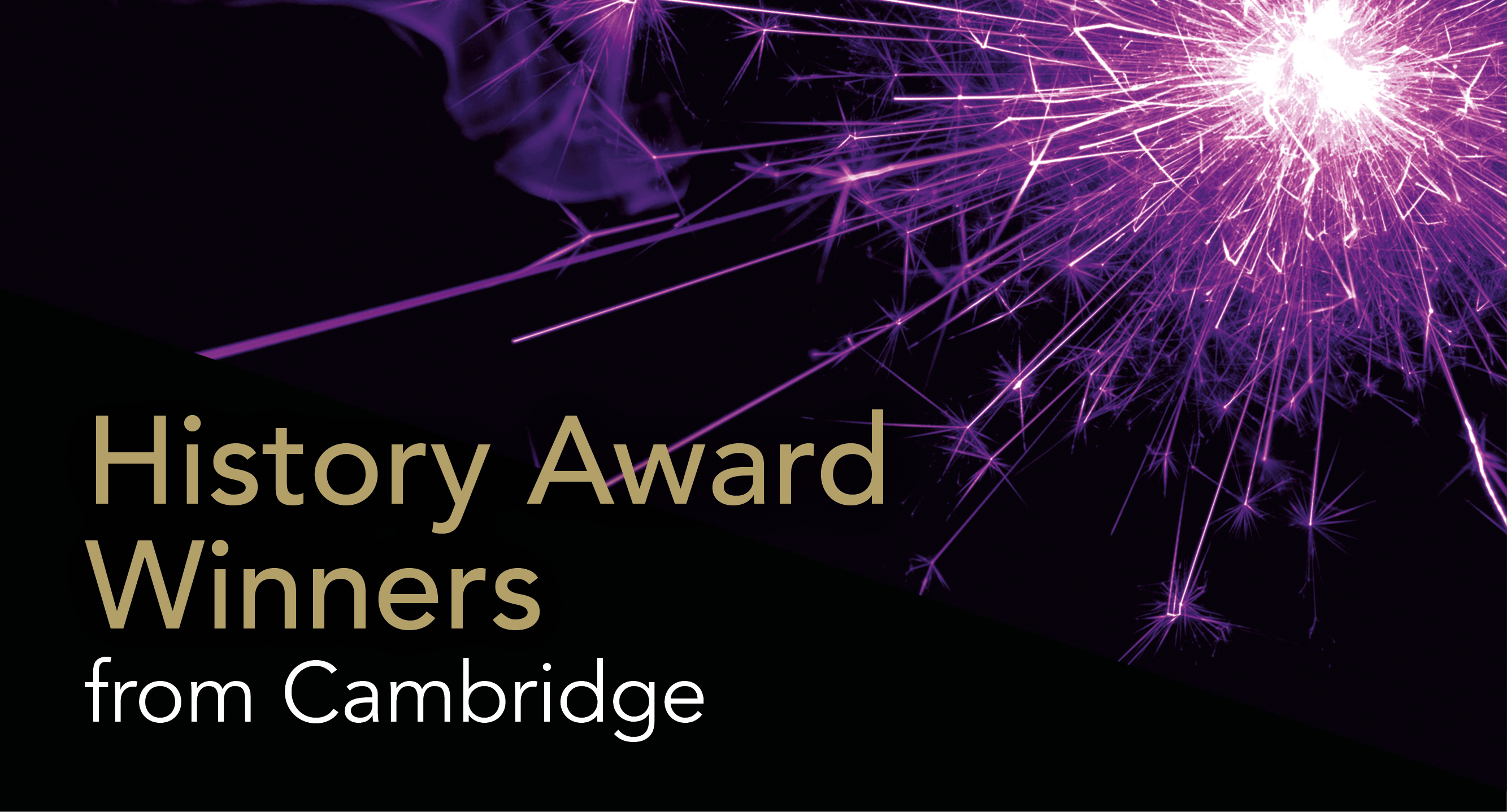 Recent Award Winners from Cambridge History page