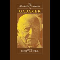 Was Gadamer Catholic?